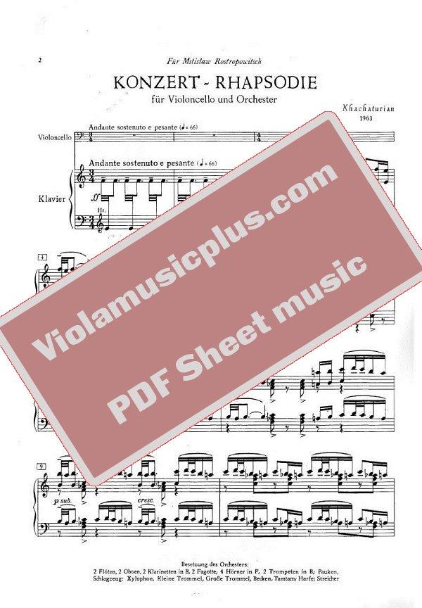 walton viola concerto pdf download