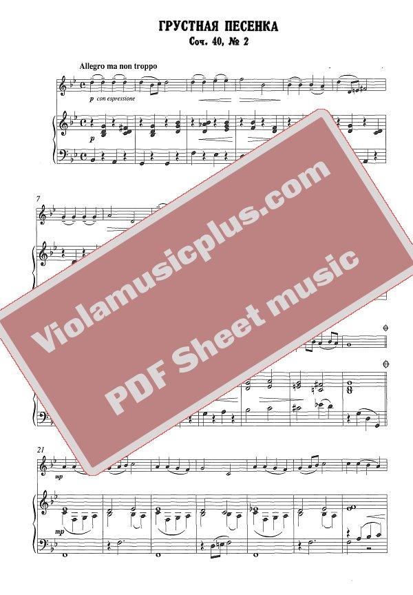 Sad violin song download